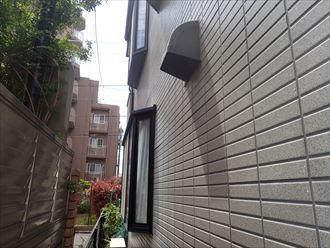 築23年のサイディング外壁調査