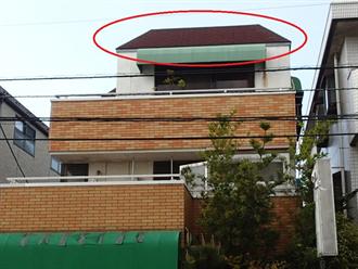 習志野市の屋根点検