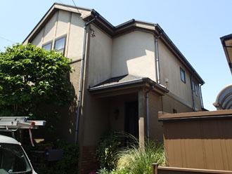 屋根・外壁塗装を検討している住宅