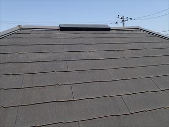 大屋根スレート