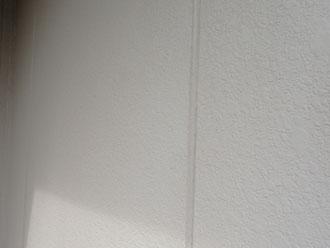 外壁塗装前のサイディング外壁