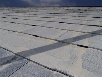 屋根塗装,下塗りにサーモアイシーラー