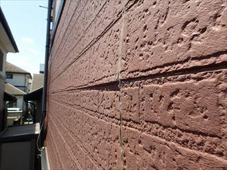 君津市北久保 外壁の浮き