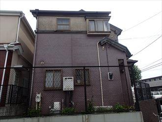 船橋市の住宅塗装
