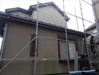 外壁塗装前状況