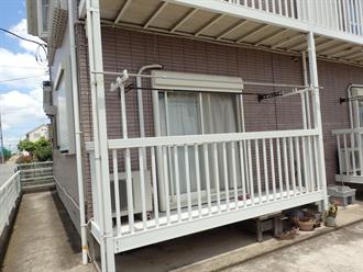 千葉市稲毛区のアパート
