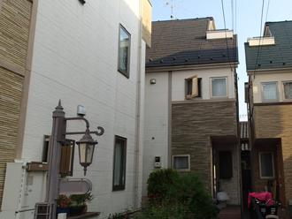 屋根塗装・外壁塗装・シーリング打ち替え工事を検討している2階建て住宅