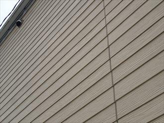八千代市八千代台南 外壁に付着した汚れ