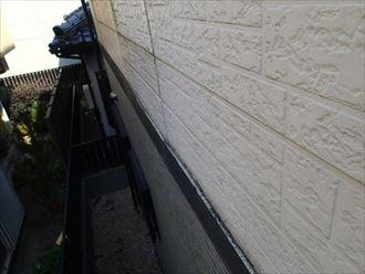 四街道市下志津新田 外壁目調の異なるサイディング