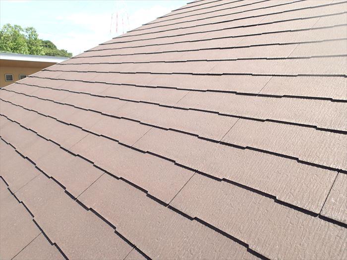 千葉市緑区の屋根塗装点検