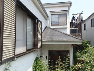 築23年、屋根・外壁塗装を検討している2階建て住宅