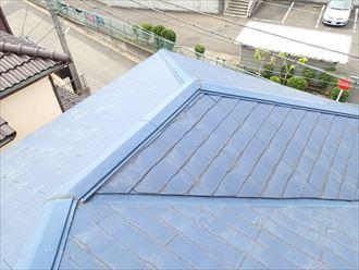 市原市 屋根塗装調査