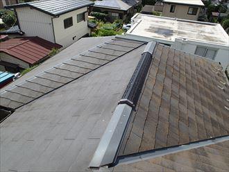 大屋根の状況