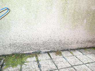 バルコニーの外壁
