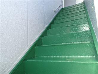 階段室防水