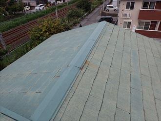 四街道市西志津 2階屋根調査