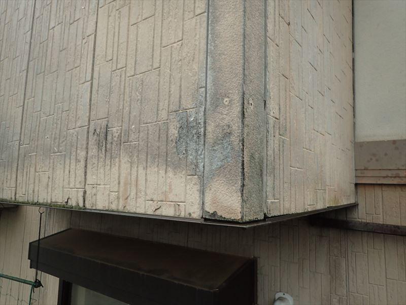 木更津市 外壁の傷み