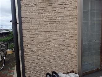 外壁材の塗膜状態