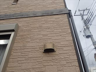 船橋市薬円台にてサイディング外壁のメンテナンスのご相談