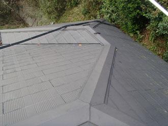 屋根塗装を検討しているスレート屋根
