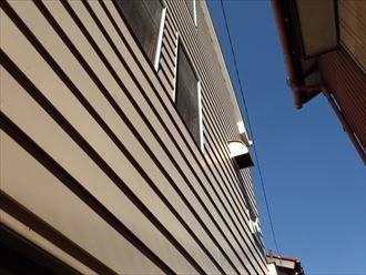 袖ケ浦市 外壁の調査