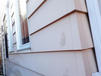 外壁の色褪せ