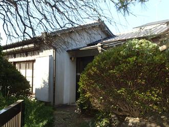 千葉市花見川区の外壁塗装前点検