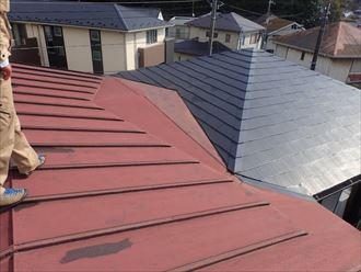 千葉市若葉区の屋根点検