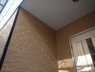 外壁ツートン