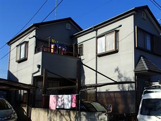 八千代市萱田町のお住まい点検