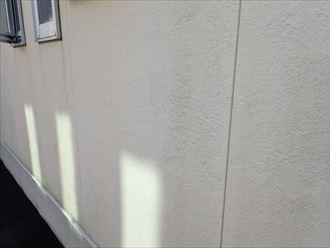 富津市 外壁の汚れ