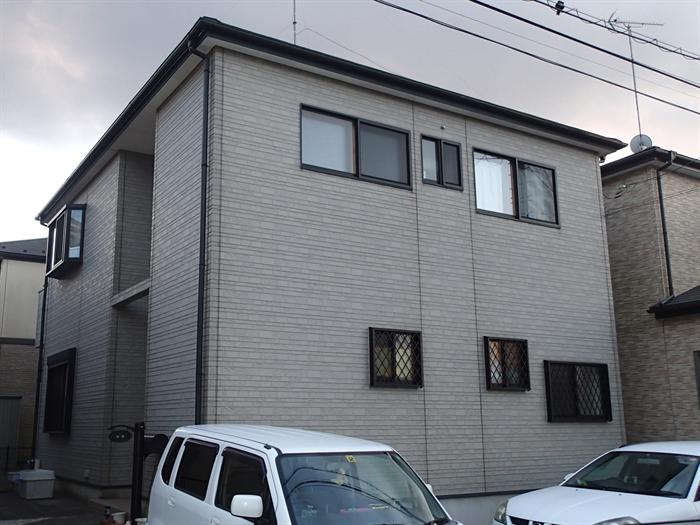 千葉市中央区で外壁塗装前点検