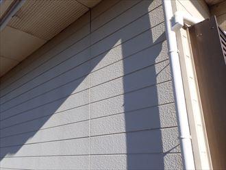 茂原市腰当 外壁に汚れの付着