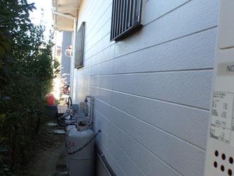 窯業サイディング外壁 点検
