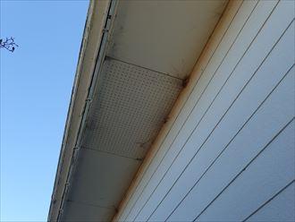 茂原市腰当 外壁状態調査