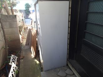外壁塗装をした場合に必要な物置の移動