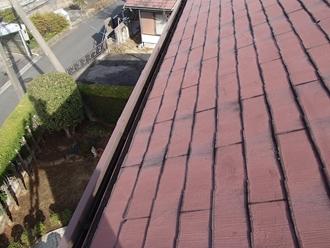 スレート屋根調査実施