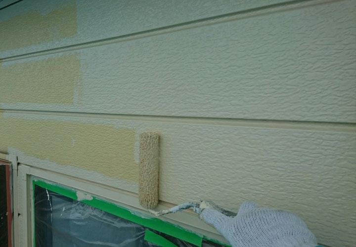 パーフェクトトップ ND-174を使用した外壁塗装