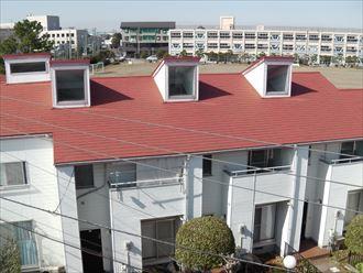 屋根外壁塗装点検