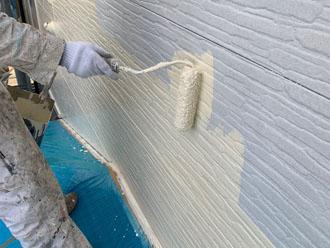 ファイン4Fセラミック ND-174で外壁塗装