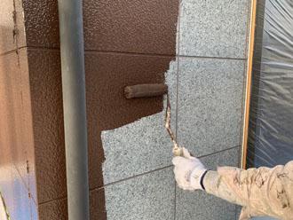 ファイン4Fセラミック J15-30Bで外壁塗装