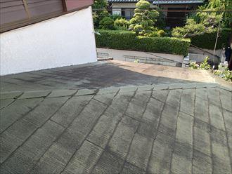 市原市屋根塗装調査③