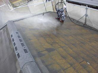 千葉市 屋根洗浄