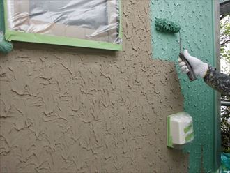千葉市 外壁塗装③