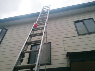 松戸市 屋根調査