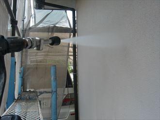 市原市 外壁洗浄