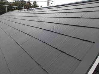 八千代市 屋根塗装完了