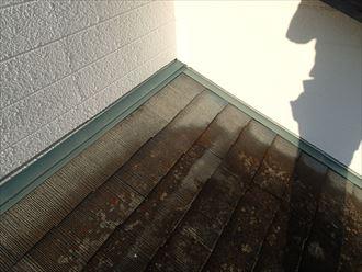袖ケ浦市 塗膜の劣化