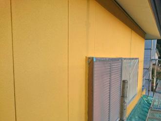 富津市 外壁塗装 完了